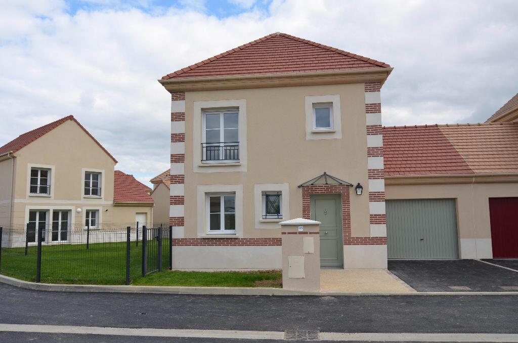 Achat maison le plessis belleville vente maison neuve m for Achat maison picardie
