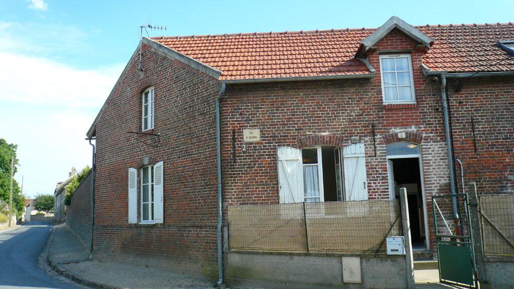 Maison à louer 3 51.84m2 à Ognon vignette-1