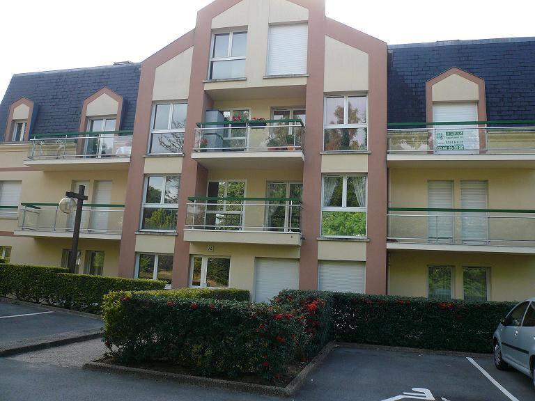 Appartement à louer 2 39.46m2 à Senlis vignette-2