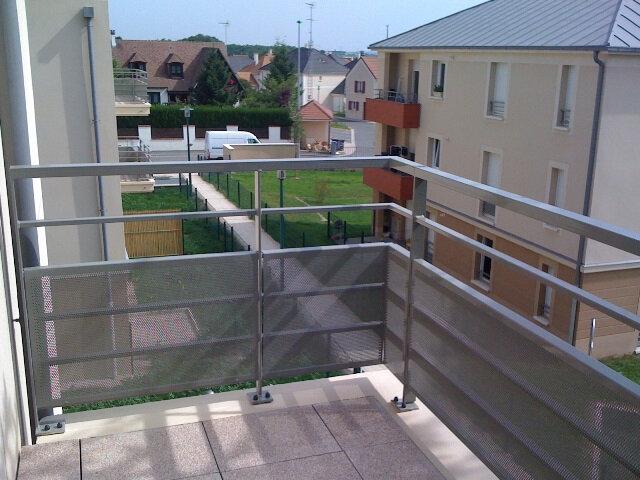 Appartement à louer 2 41.28m2 à Othis vignette-1