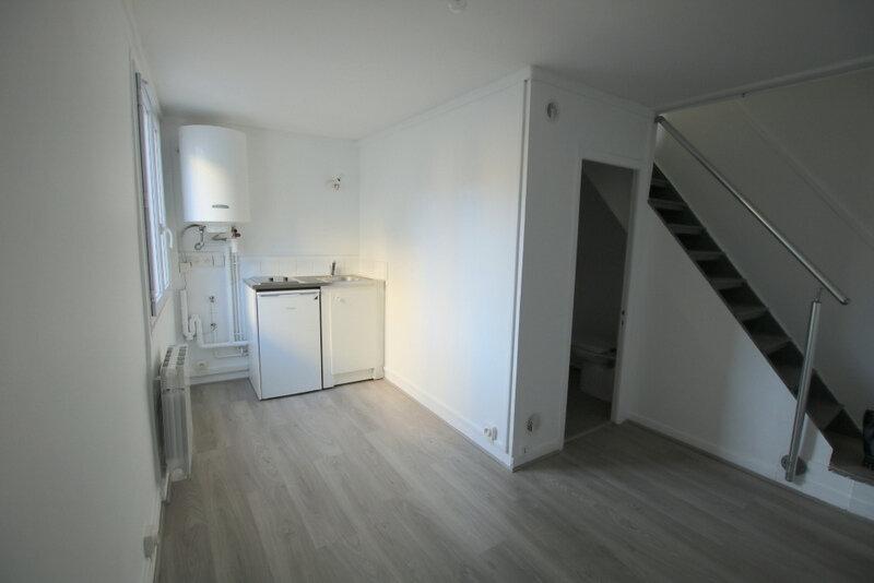 Appartement à louer 2 18.7m2 à Le Havre vignette-1