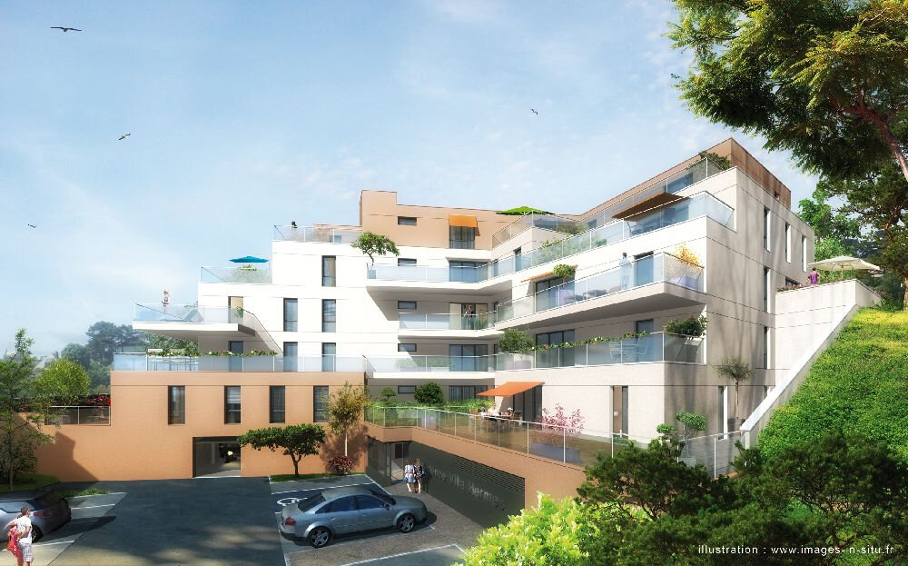 Appartement à louer 1 28.08m2 à Sainte-Adresse vignette-1