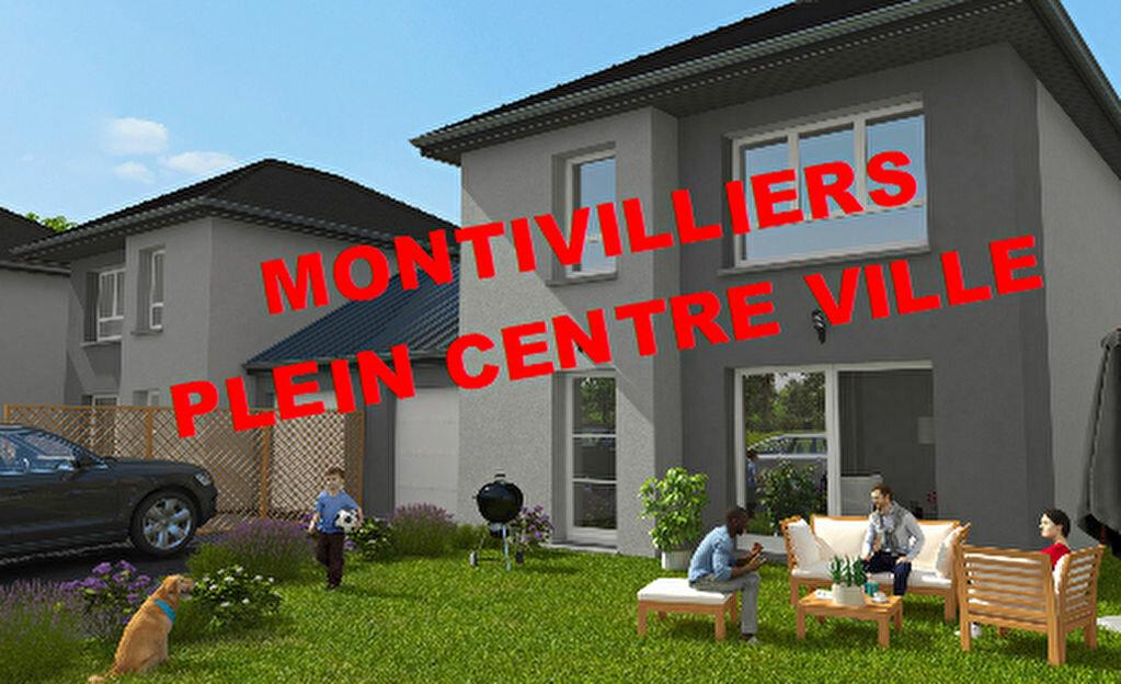 Maison à vendre 5 95m2 à Montivilliers vignette-1