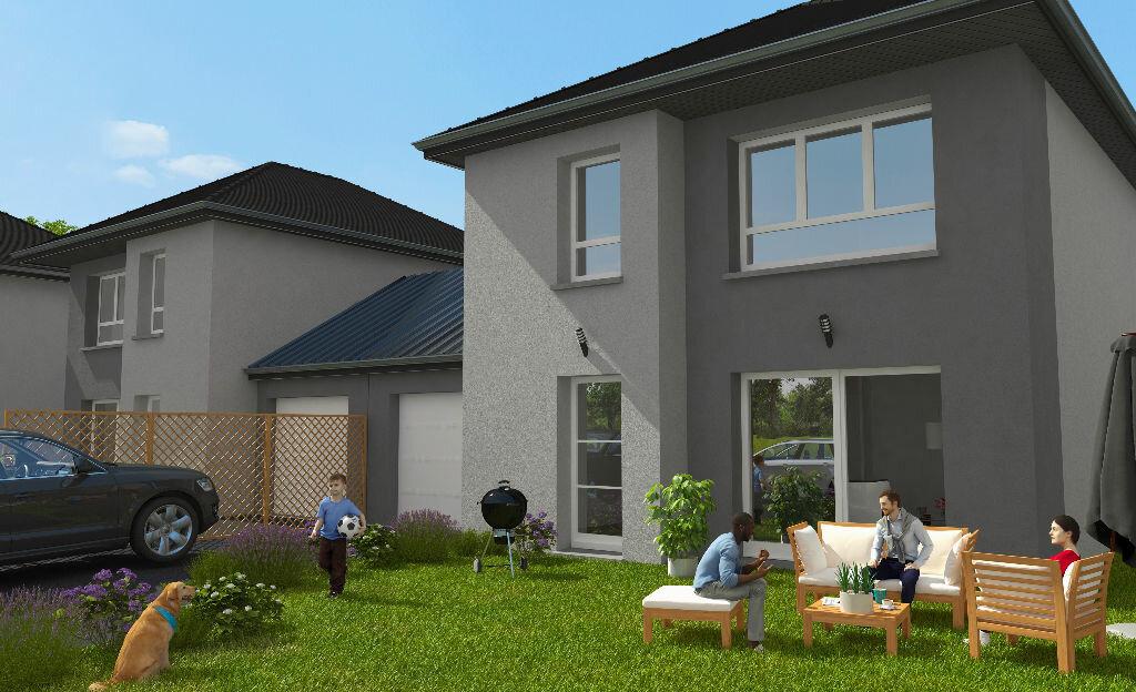 Maison à vendre 5 95m2 à Montivilliers vignette-2