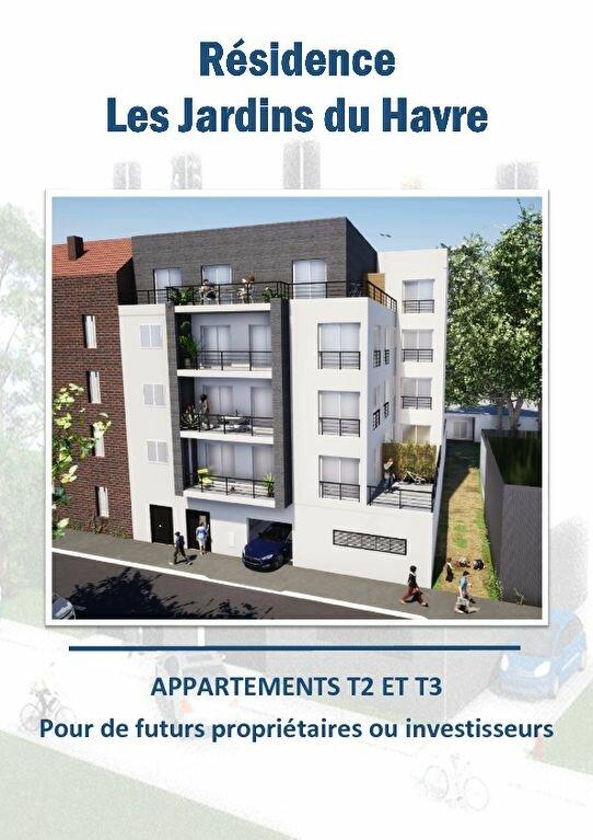 Appartement à vendre 2 49.45m2 à Le Havre vignette-1