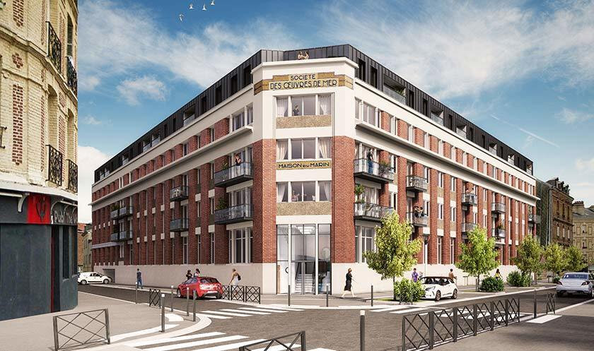 Appartement à louer 3 69m2 à Le Havre vignette-1