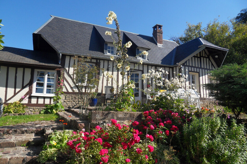 Maison à vendre 5 90m2 à Putot-en-Auge vignette-1