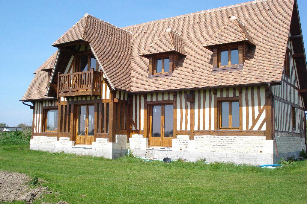 Maison à vendre 5 165m2 à Gonneville-sur-Mer vignette-1