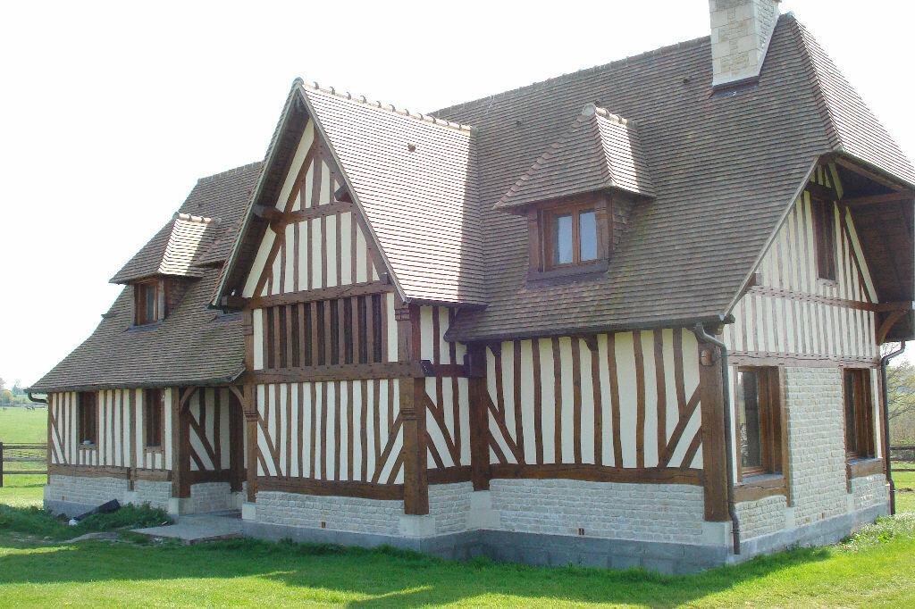 Maison à vendre 5 165m2 à Gonneville-sur-Mer vignette-2