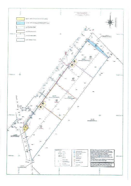 Terrain à vendre 0 1061m2 à Fierville-Bray vignette-1