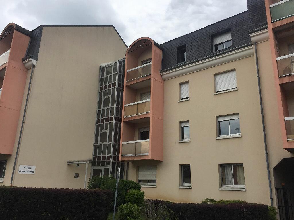 Appartement à louer 1 31.91m2 à Tours vignette-5