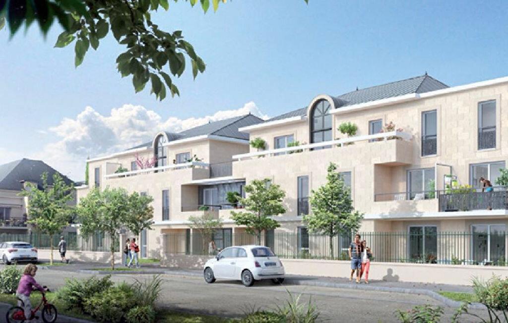 Appartement à louer 2 39.86m2 à Saint-Cyr-sur-Loire vignette-5