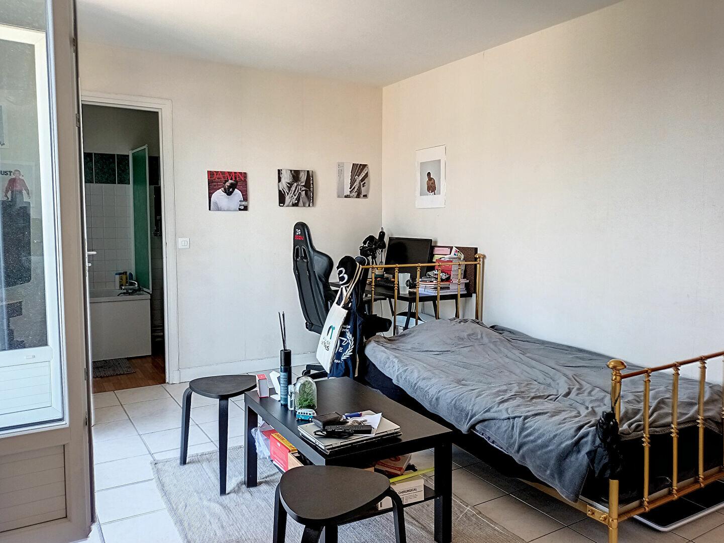 Appartement à louer 1 28.05m2 à Tours vignette-1