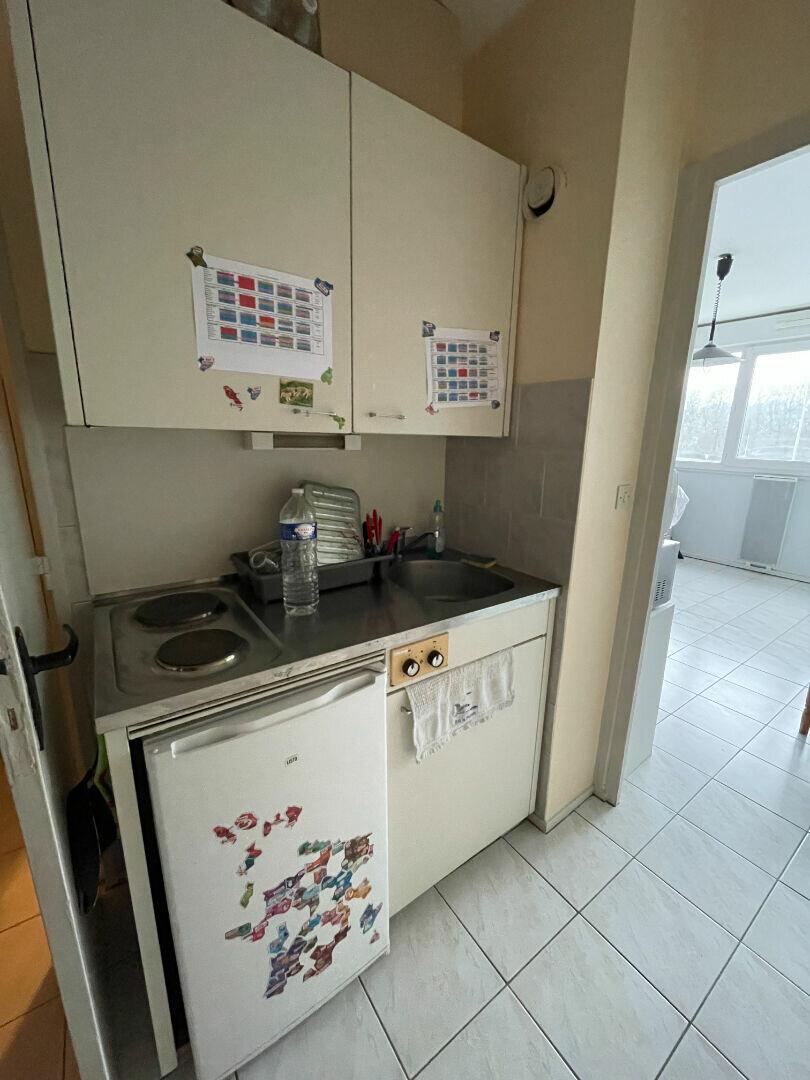Appartement à louer 1 19.87m2 à Chambray-lès-Tours vignette-3