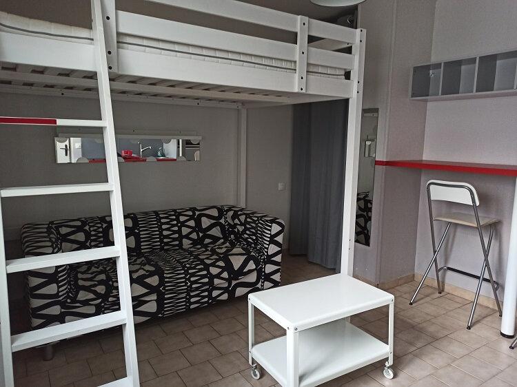 Appartement à louer 1 18.01m2 à Tours vignette-1
