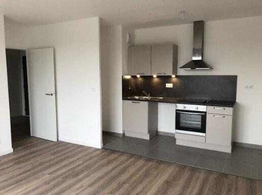 Appartement à louer 3 55.84m2 à La Riche vignette-1