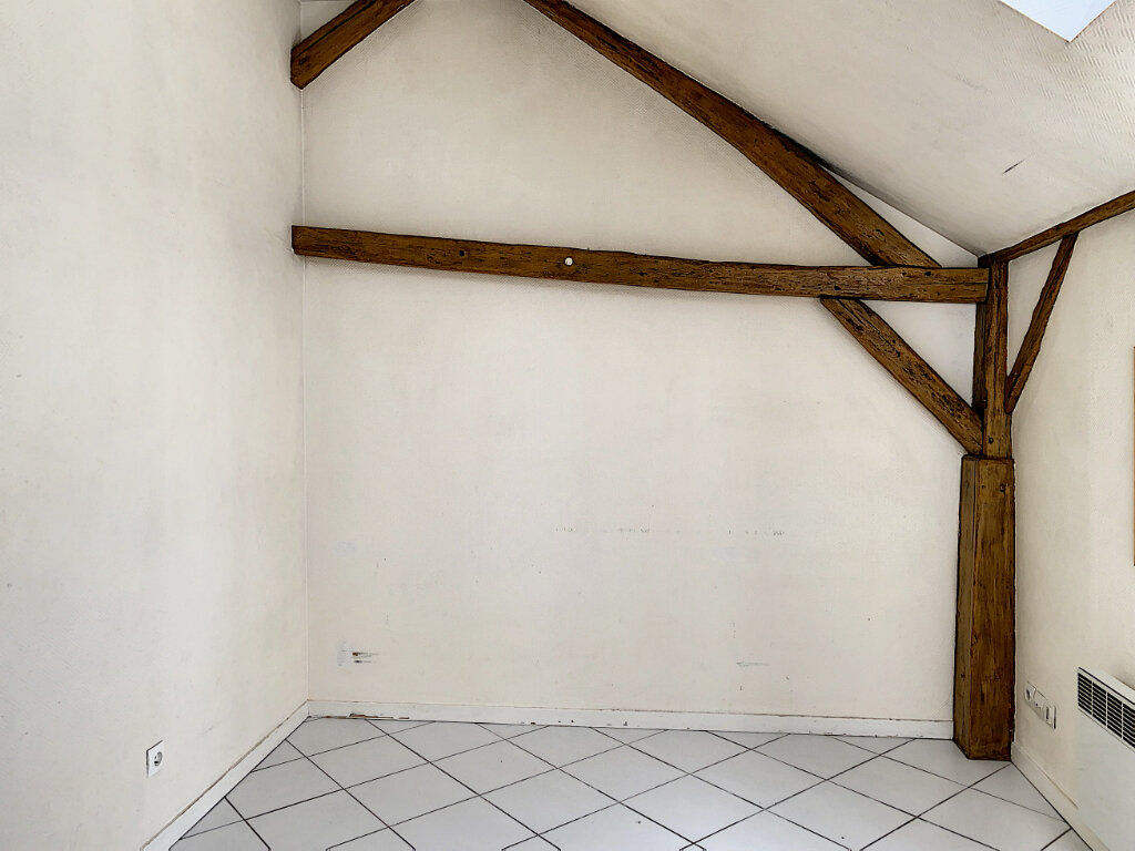 Appartement à louer 1 13.36m2 à Tours vignette-2