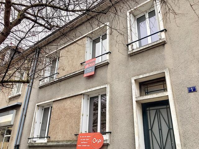 Appartement à louer 2 37.53m2 à Tours vignette-6