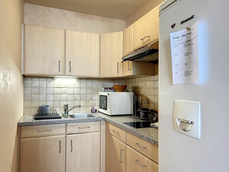 Appartement à louer 1 42.6m2 à Tours vignette-1