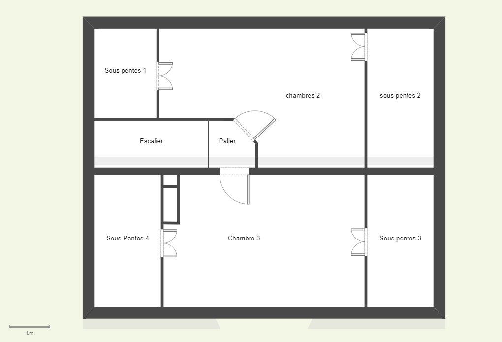 Appartement à vendre 5 70m2 à Argenteuil vignette-9