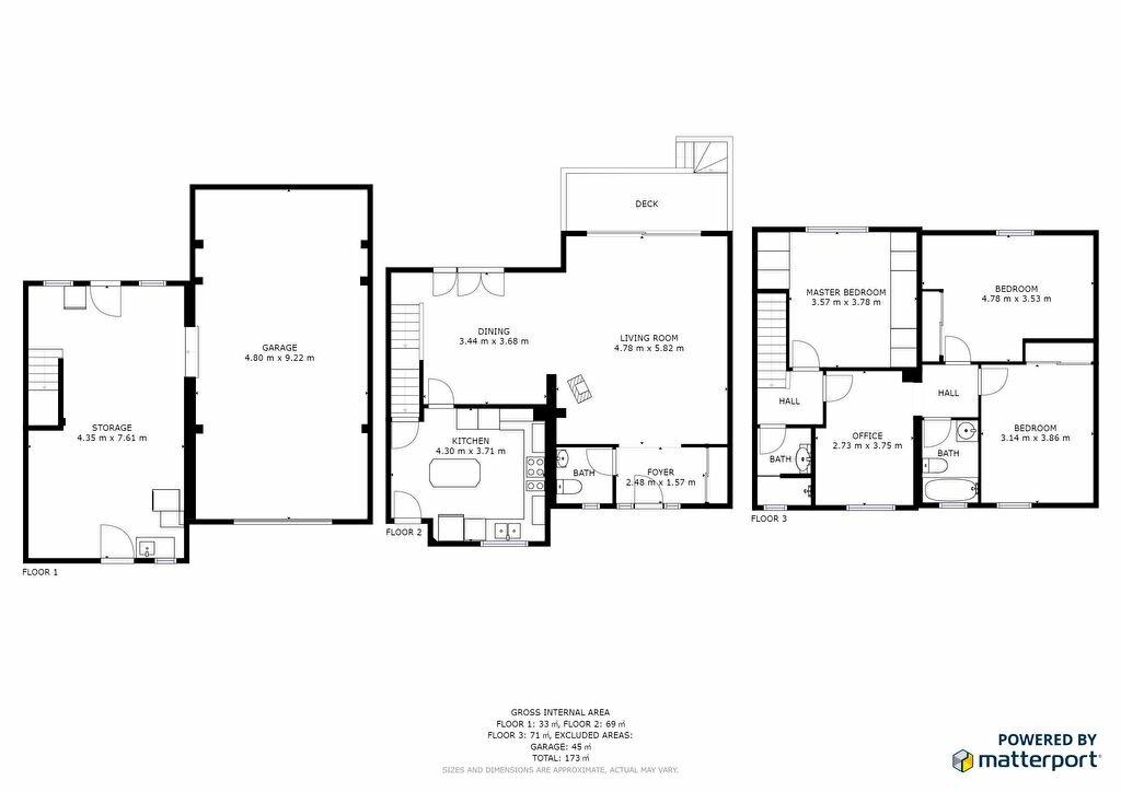 Maison à vendre 5 140m2 à Sartrouville vignette-12