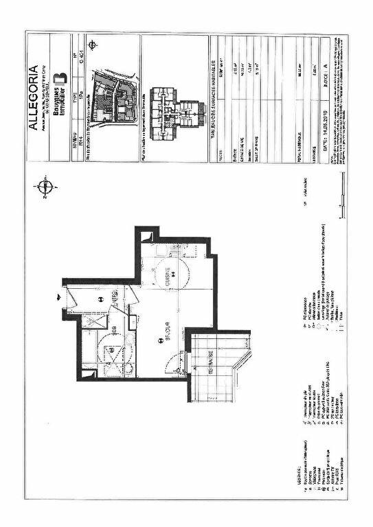 Appartement à louer 1 26.05m2 à Poissy vignette-4