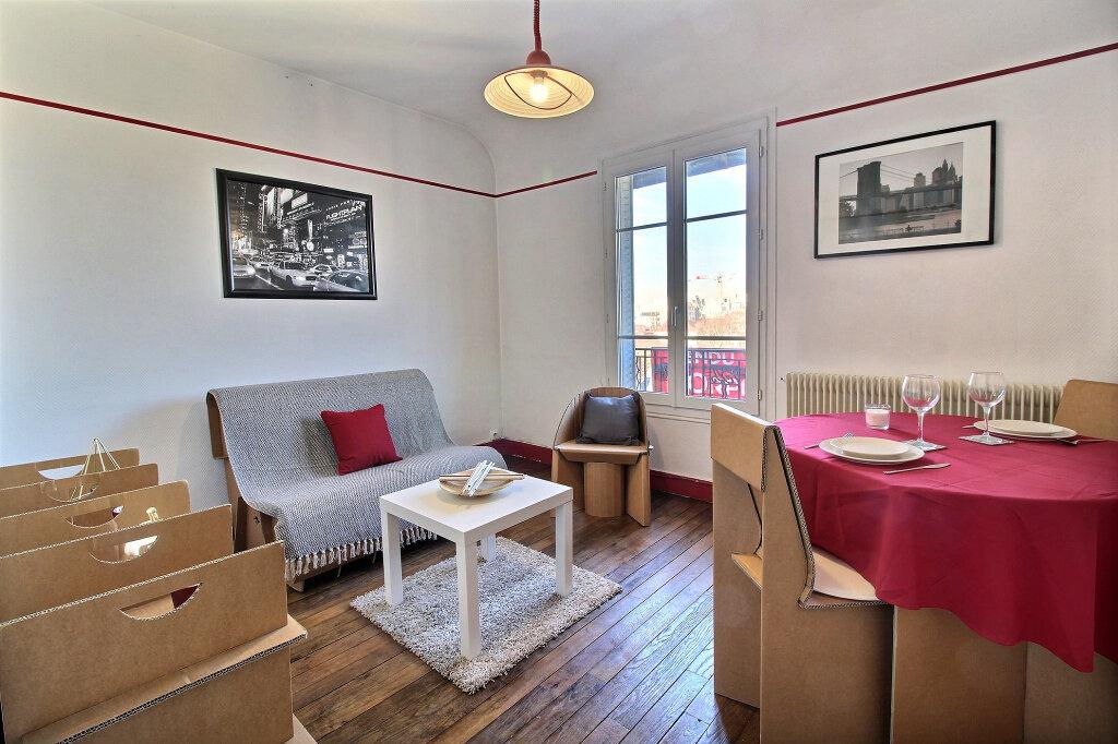 Appartement à louer 2 31.49m2 à Houilles vignette-1