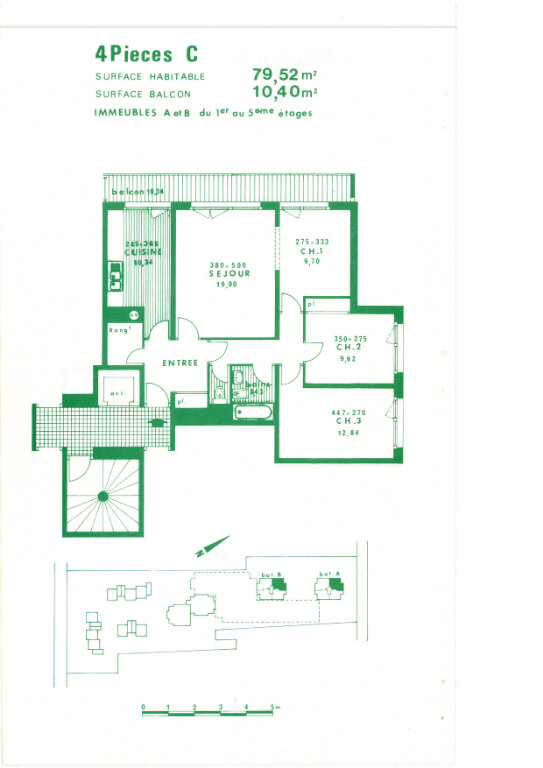 Appartement à vendre 4 80m2 à Ermont vignette-8