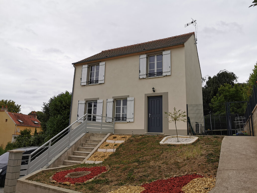 Maison à vendre 6 107m2 à Bouffémont vignette-1