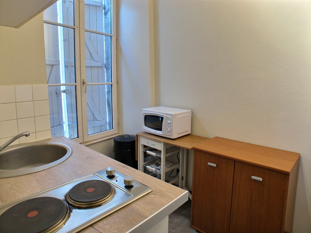 Appartement à louer 1 17m2 à Chaumont vignette-2