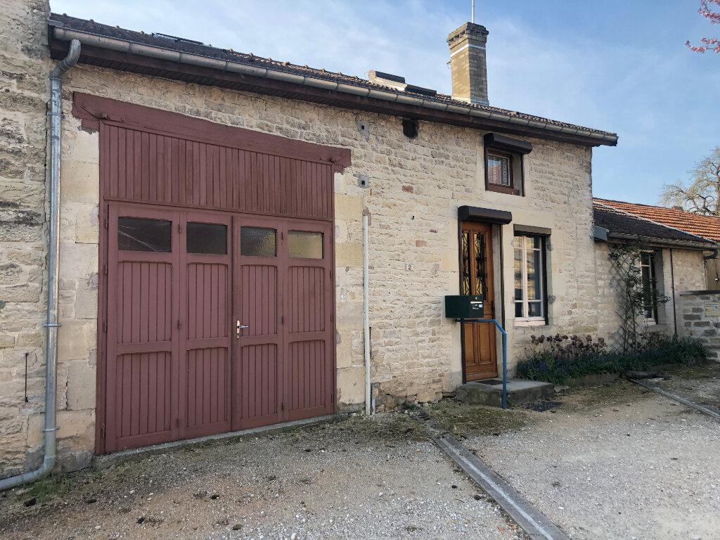 Maison à vendre 4 100m2 à Pont-la-Ville vignette-1