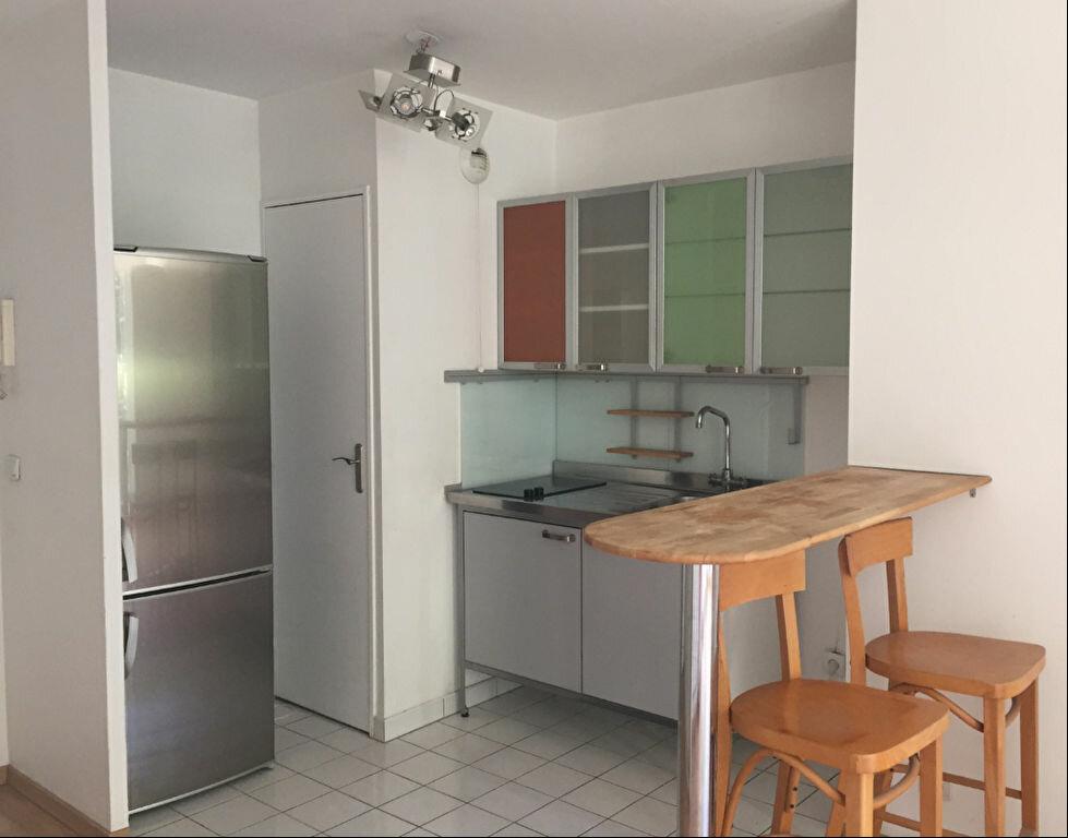 Appartement à louer 2 32.08m2 à Massy vignette-2