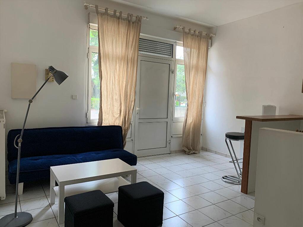Appartement à louer 1 24m2 à Massy vignette-3