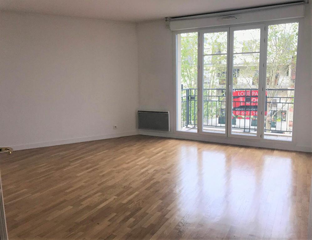 Appartement à louer 2 42.91m2 à Antony vignette-1