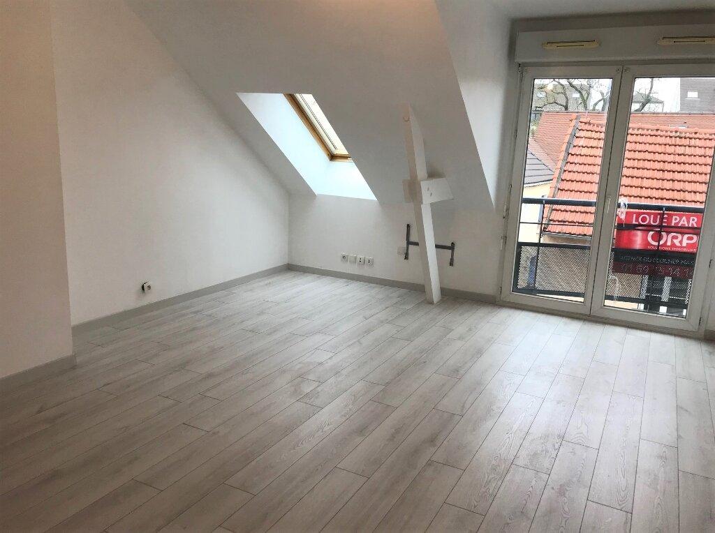 Appartement à louer 3 56.5m2 à Massy vignette-1