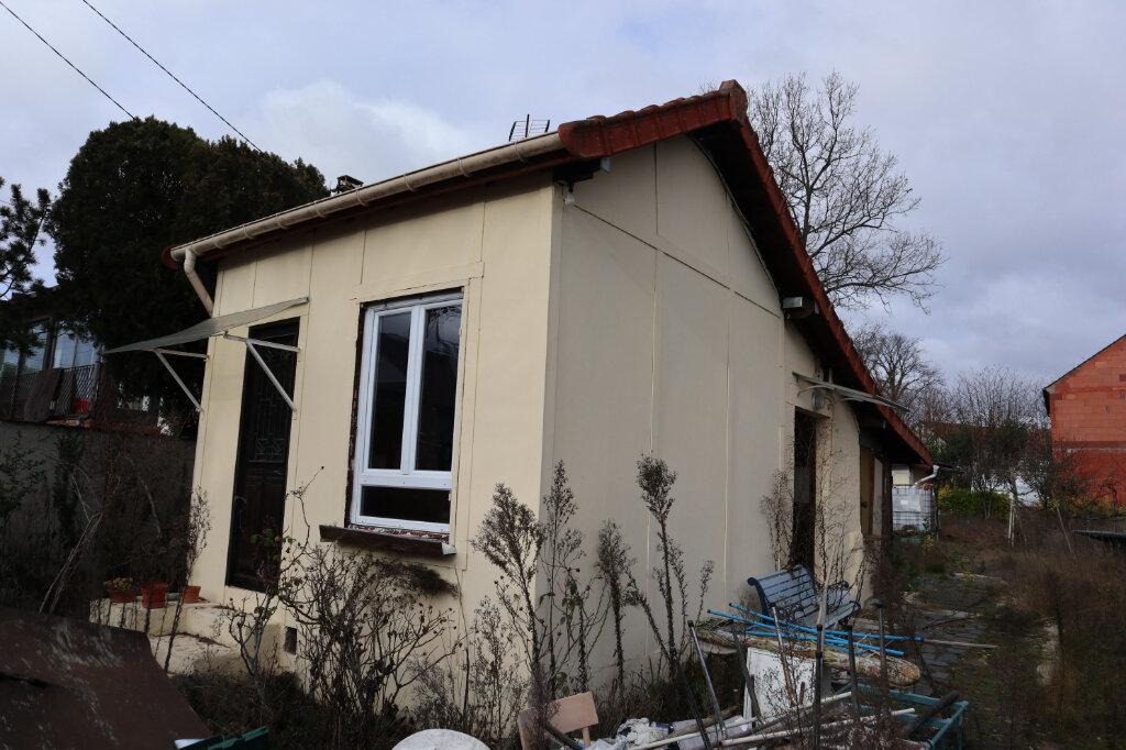 Maison à vendre 2 27m2 à Villecresnes vignette-3