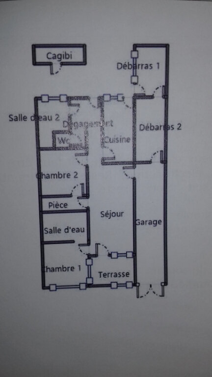 Maison à vendre 4 119m2 à Morne-à-l'Eau vignette-2