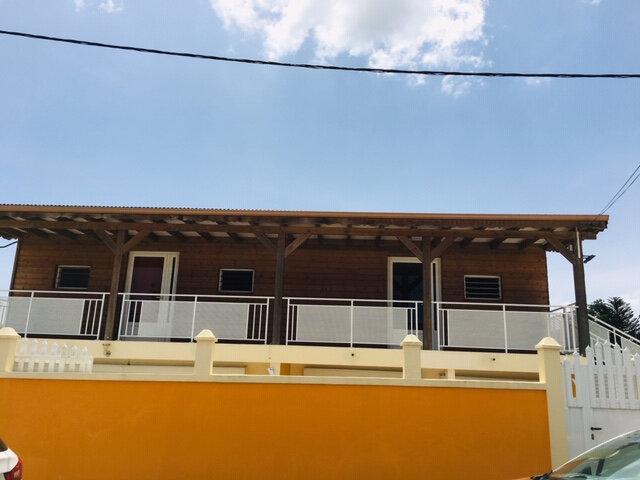 Appartement à louer 2 37m2 à Lamentin vignette-5