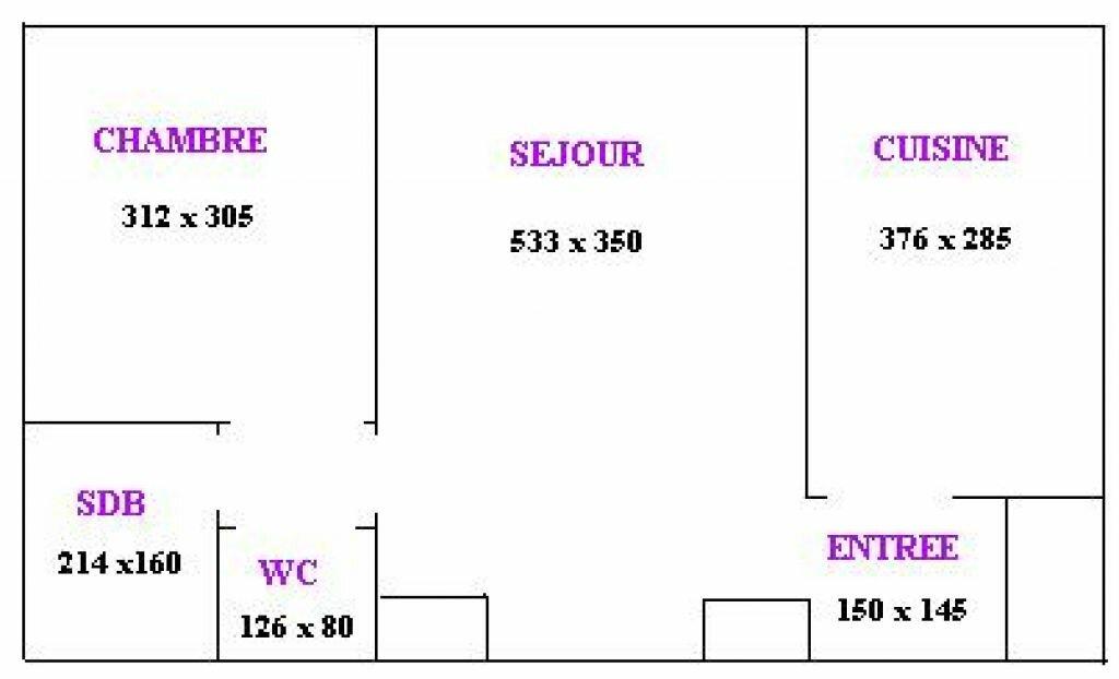 Appartement à louer 2 44m2 à Chennevières-sur-Marne vignette-7