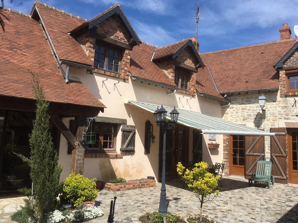 Maison à vendre 6 220m2 à Bois-Herpin vignette-1
