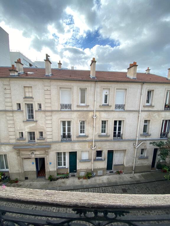 Appartement à vendre 2 27.16m2 à Paris 13 vignette-1