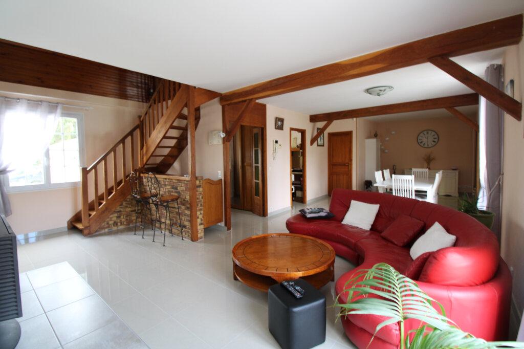 Maison à vendre 8 135m2 à Boinville-en-Mantois vignette-1