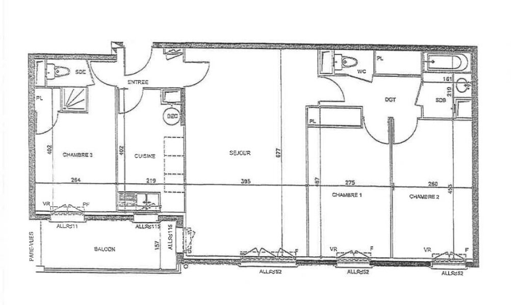 Appartement à vendre 4 85.08m2 à Mantes-la-Jolie vignette-12