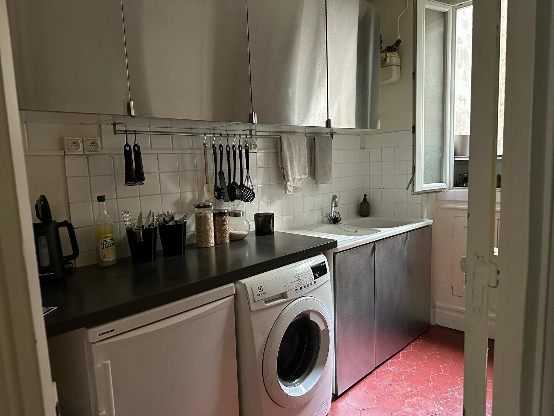 Appartement à louer 2 32m2 à Paris 17 vignette-4