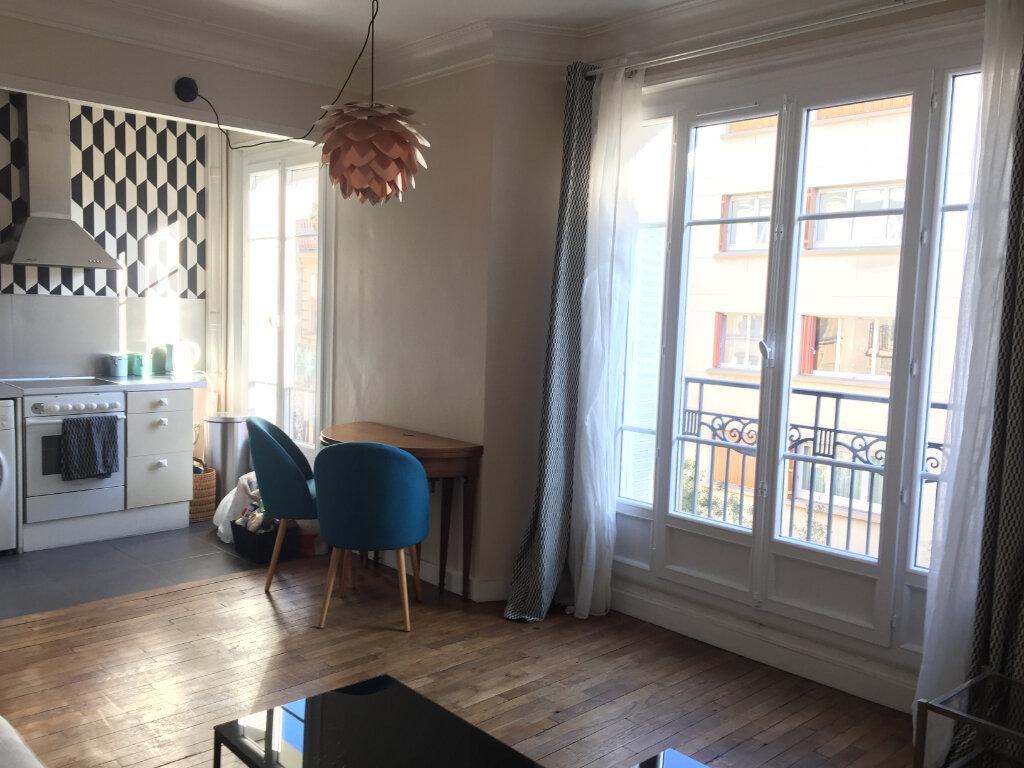 Appartement à louer 2 37m2 à Paris 17 vignette-7
