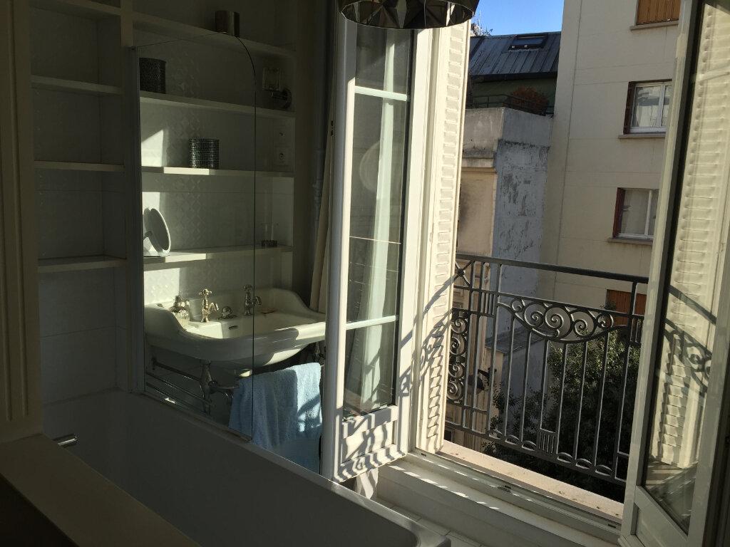 Appartement à louer 2 37m2 à Paris 17 vignette-10