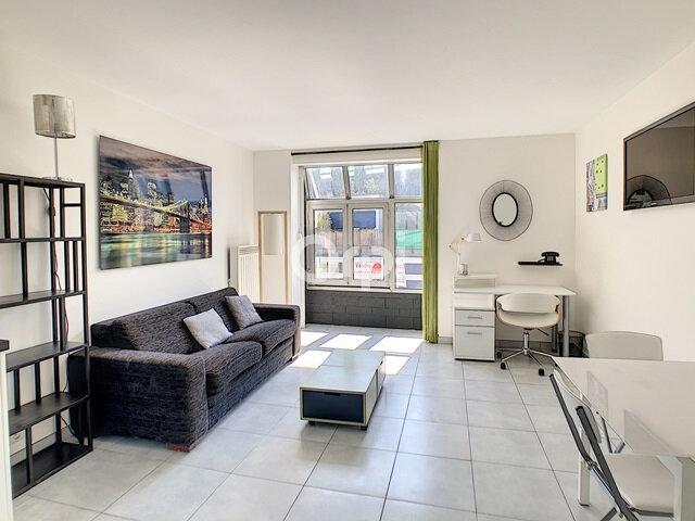 Appartement à louer 1 29.46m2 à Paris 15 vignette-1