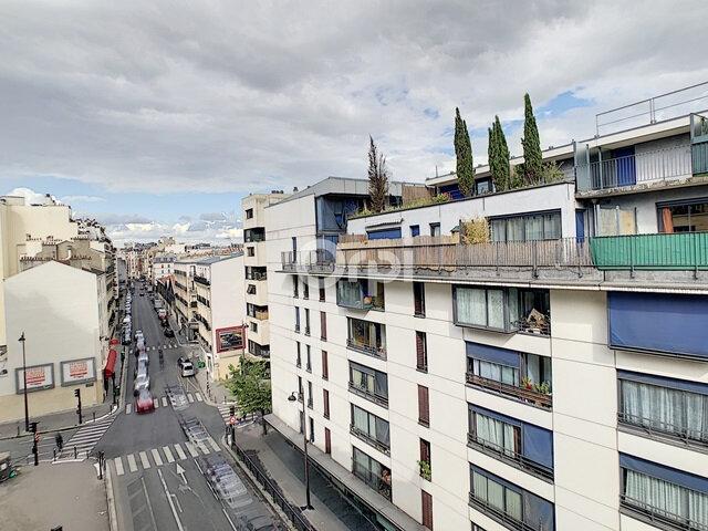 Appartement à louer 1 29.46m2 à Paris 15 vignette-5
