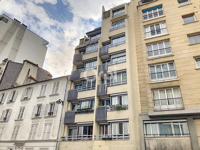 Appartement à louer 1 29.46m2 à Paris 15 vignette-7