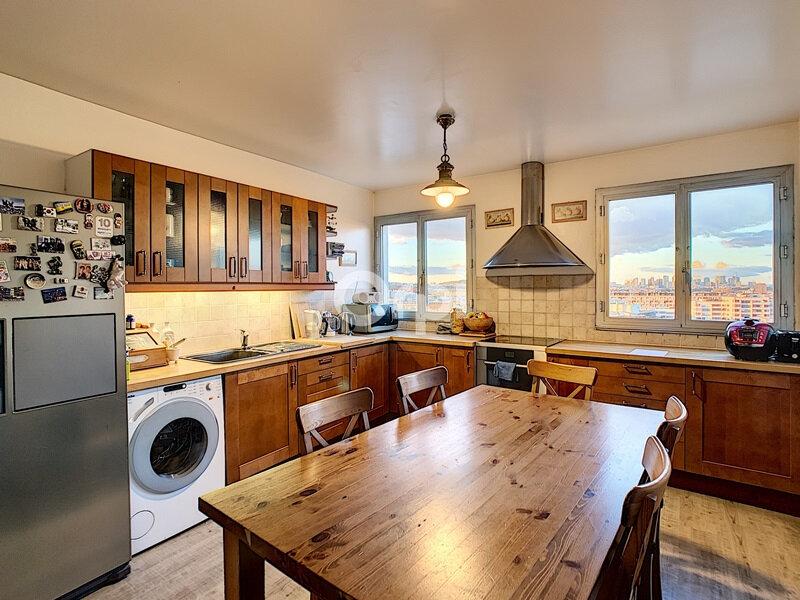 Appartement à vendre 5 100m2 à Boulogne-Billancourt vignette-4